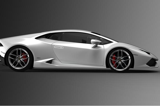 Lamborghini Huracan — самый скотский конкурент Ferrari