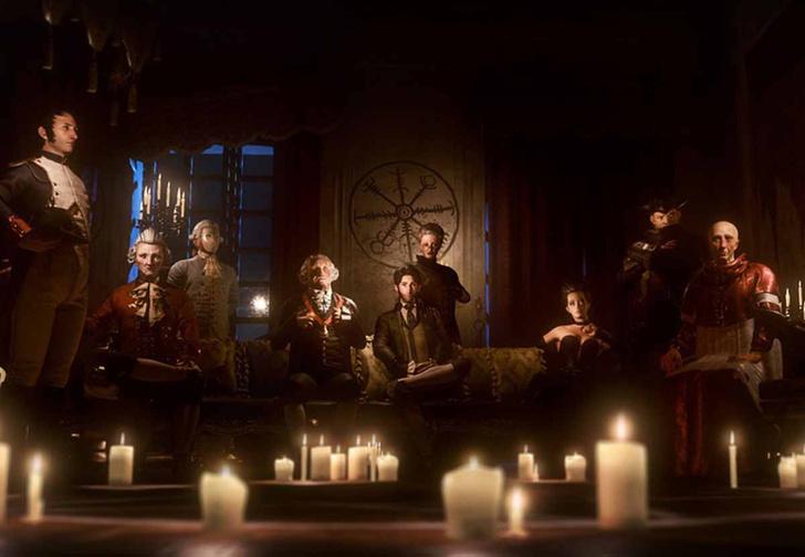 Фото №1 - The Council — самая загадочная игра весны!