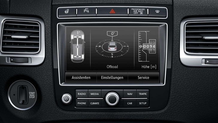 Фото №8 - Представлен новый Volkswagen Touareg. И это повод бежать за нынешним поколением прямо сейчас