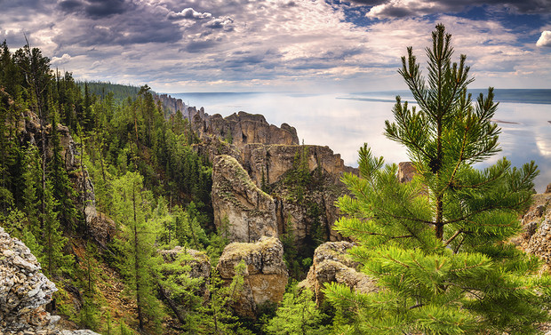 Фото №2 - Осмотр на месте: Ленские столбы, Якутия