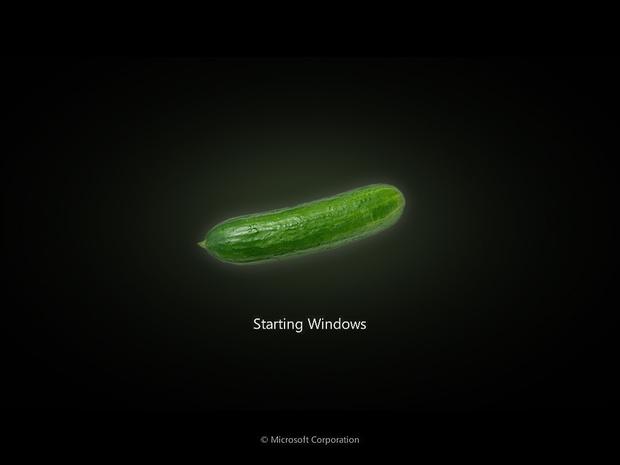 Фото №1 - Инженеры Microsoft лучше всех выращивают огурцы