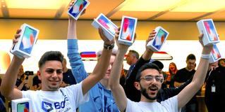 Хочешь быть богатым? Купи iPhone!