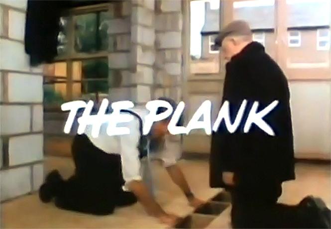 Фото №1 - Короткометражка недели: «Доска» (1979, Англия, 27:25)