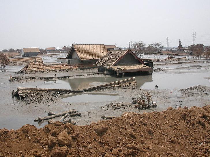 Фото №1 - 6 стихийных бедствий, случившихся по причине человеческого идиотизма