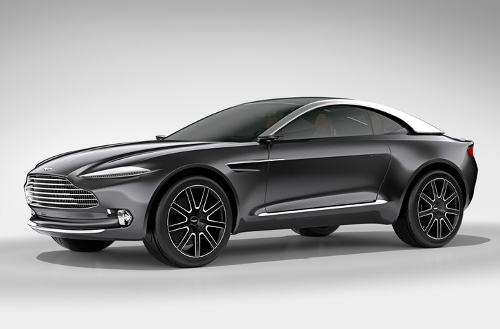 Фото №16 - Кроссоверу Lamborghini никто не удивился. Почему?
