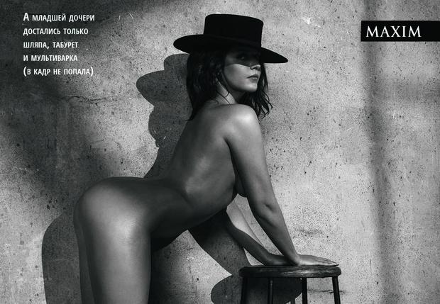 Фото №6 - Виктория Одинцова в апрельском номере MAXIM!