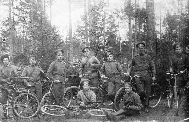 Фото №23 - Непридуманная история велосипедных войск