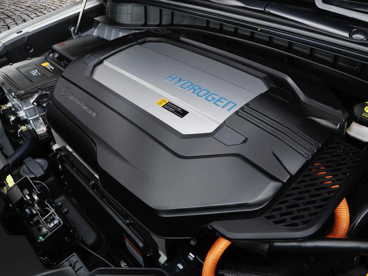 Фото №3 - В Корее водорожденная: новинка Hyundai, которой под силу изменить мир