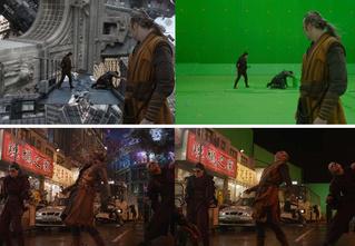 Бремя спецэффектов: как на самом деле выглядят сцены из голливудских блокбастеров 2016-го