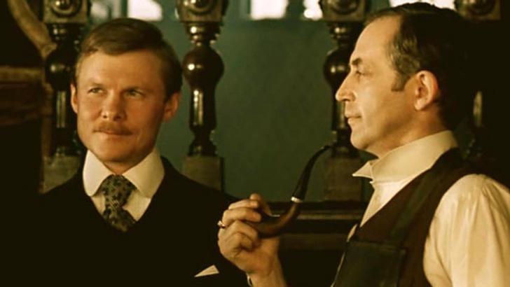 Фото №1 - 11 фактов об 11 сериях «Приключений Шерлока Холмса и доктора Ватсона», сэр
