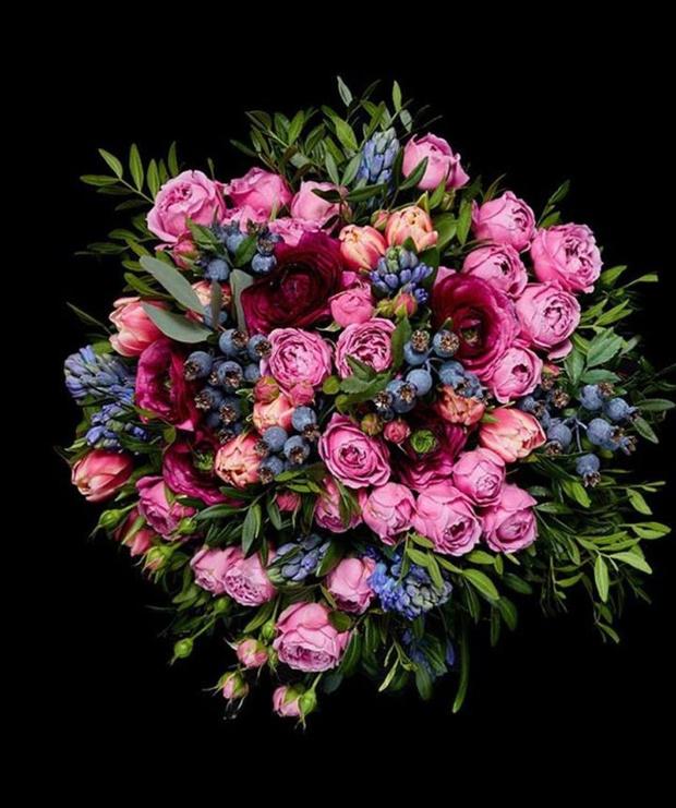Фото №2 - Букет со смыслом от Jazz flower