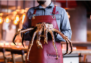 Crabber – ресторан для тех, кто любит крабов