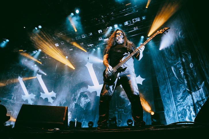 Фото №11 - Как разверзался ад на концерте трэш-металлистов Slayer и Anthrax