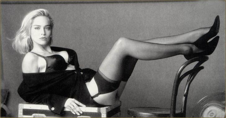 Фото №7 - Секс-символ недели: Шэрон Стоун