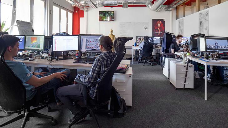 Фото №15 - В сеть утекли секреты разработки новой видеоигры
