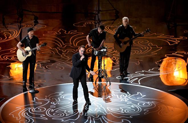 Новое турне U2