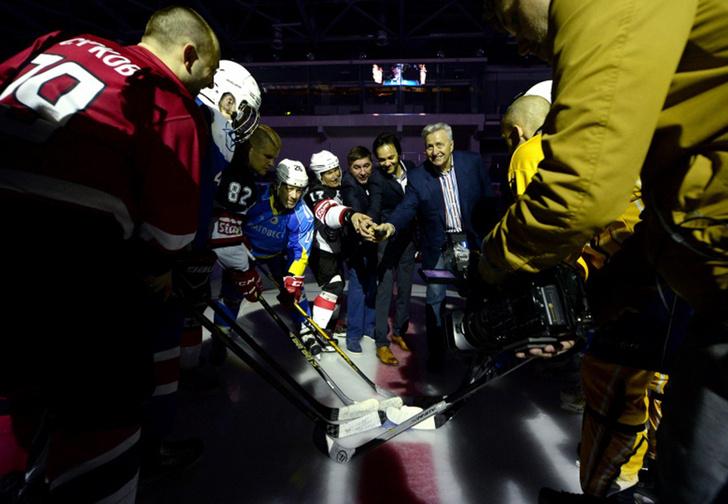 Фото №5 - MAXIM проведёт VIII хоккейный турнир