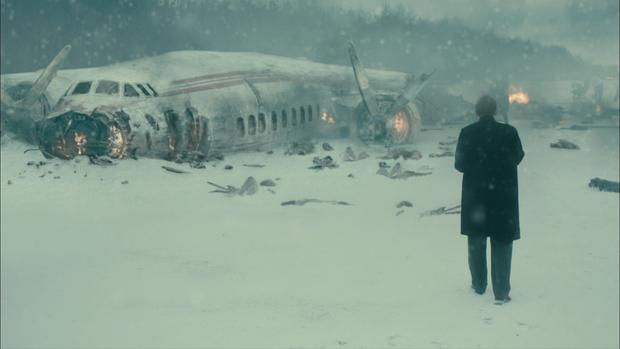 Кадр из фильма «Юнайтед. Мюнхенская трагедия»