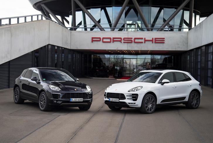 Фото №9 - Однажды Porsche Macan пришел в мир, чтобы нас удивить. И до сих пор не может остановиться.