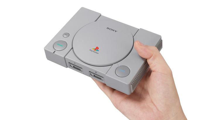 Фото №1 - Sony перевыпустит первую PlayStation