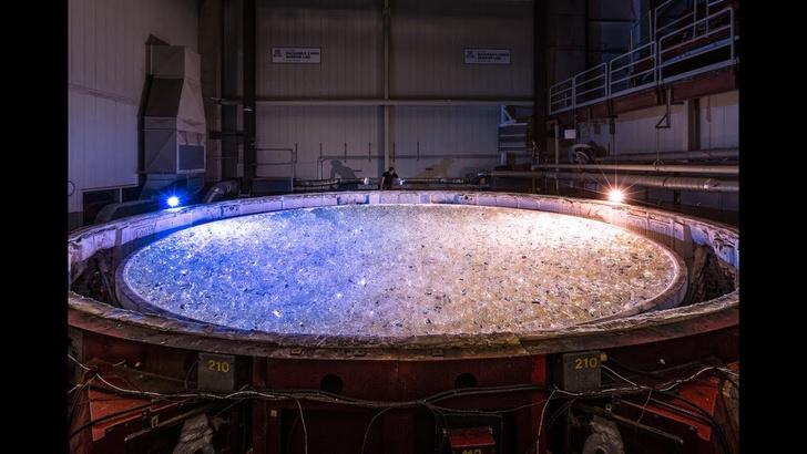Фото №1 - Как делают самые совершенные в мире зеркала для телескопов (видео)