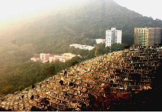 Вертикальные и высотные кладбища, от которых глаза лезут на лоб
