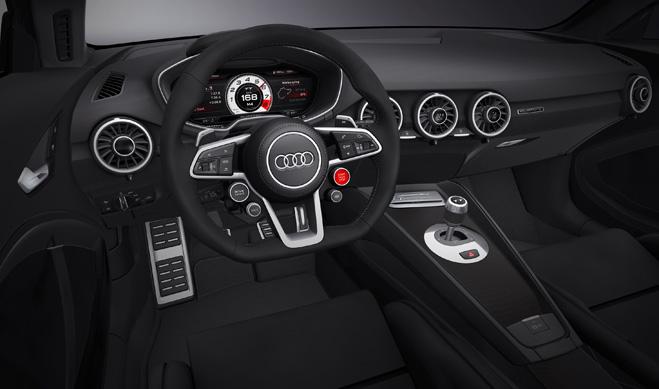 Фото №20 - Железо Женевы. Самые крутые концепты и новинки Volkswagen, Audi и других лидеров авторынка