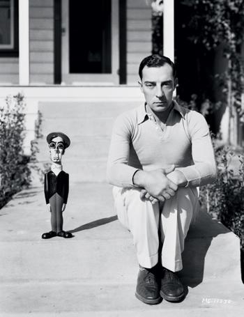 Фото №3 - Без права на улыбку: Бастер Китон — единственный человек, которого боялся Чаплин