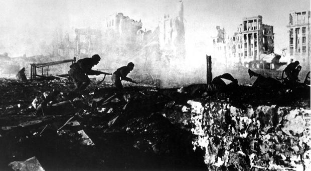 Битва за Сталинград, 1942 г.