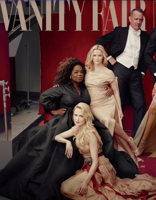 Фото №3 - Казусы фотошопа: у актрисы Риз Уизерспун три ноги, а у Опры Уинфри три руки!