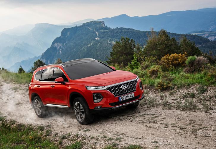Фото №3 - Годный Санта: Hyundai Santa Fe