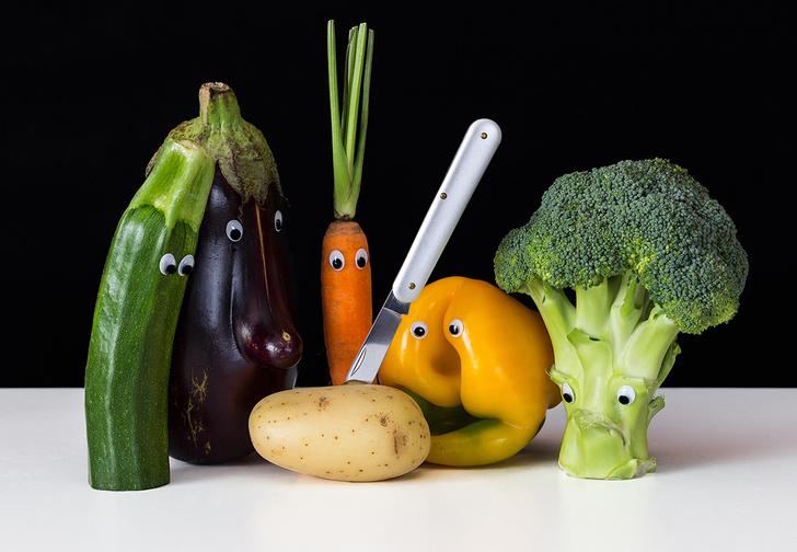 Фото №1 - 6 овощей, которые лучше не есть сырыми
