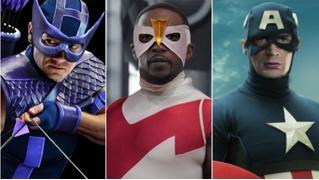 Если бы супергерои в фильмах выглядели так же, как в комиксах (галерея)