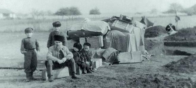 Возвращение после депортации чеченцев и ингушей