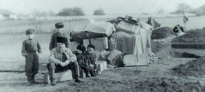 Возварщение посел депортации чеченцев и ингушей