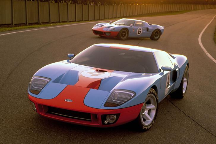 Фото №6 - Этюд в синих тонах. Краткая история противостояния Ford и Ferrari