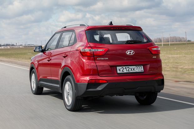 Фото №5 - Появился Hyundai Creta 2018 модельного года