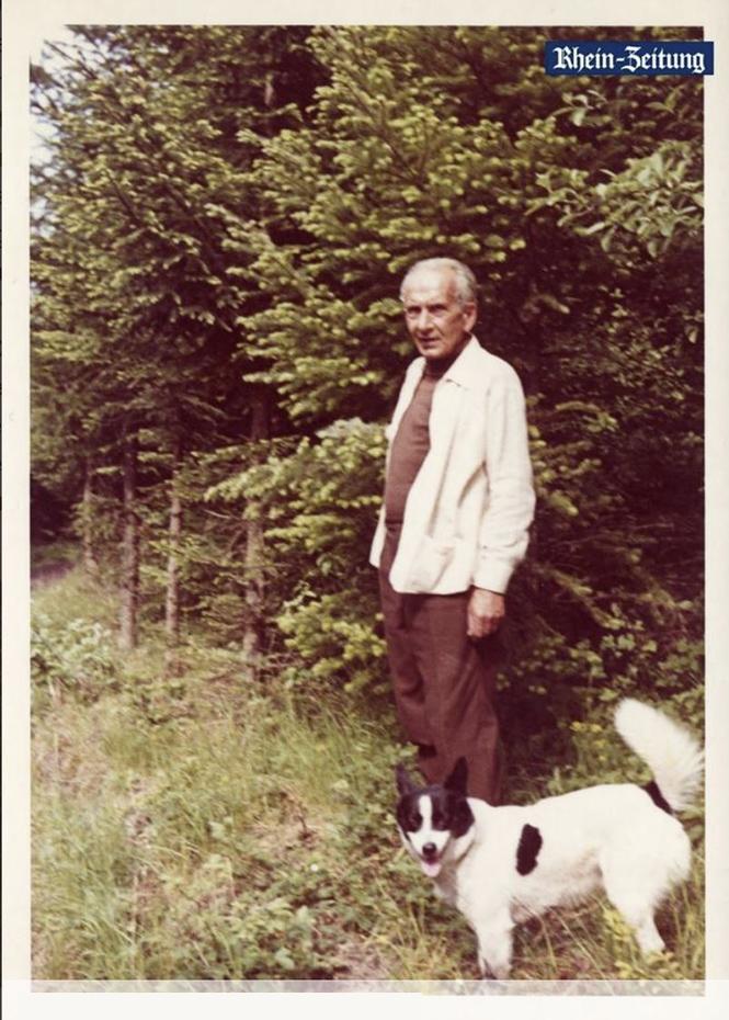 Немецкий пенсионер Скосырев, 1983 год
