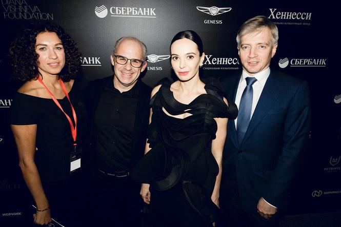 GENESIS: официальный партнер Фестиваля Современной Хореографии Context. Diana Vishneva
