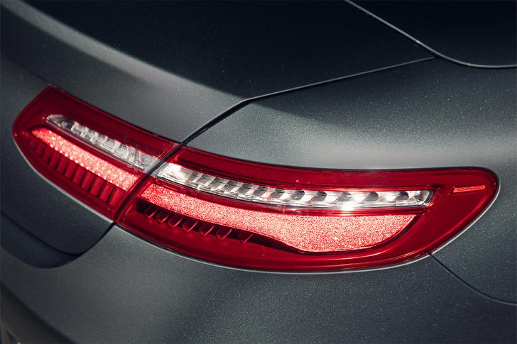Фото №5 - Кабриолет Mercedes Е-Класса может вызвать неконтролируемые приступы счастья…
