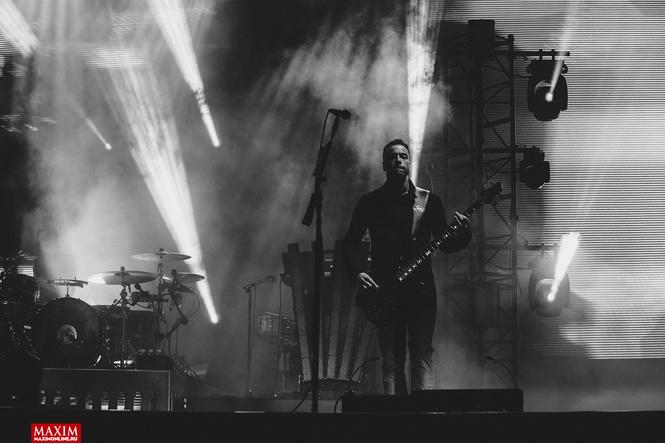 Muse на Park Live 2015
