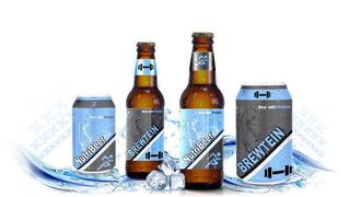Пиво для спортсменов! Наконец-то на свет появилось «пиво с протеином»!