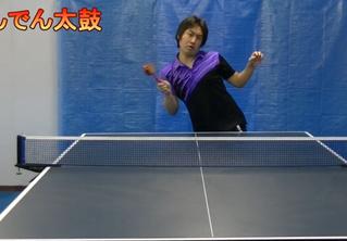 Японец показывает, кто здесь папочка в настольном теннисе (ВИДЕО)