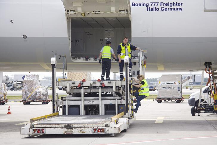 Фото №12 - Затерянный в терминале. Что можно увидеть, заблудившись в крупнейшем аэропорту Европы