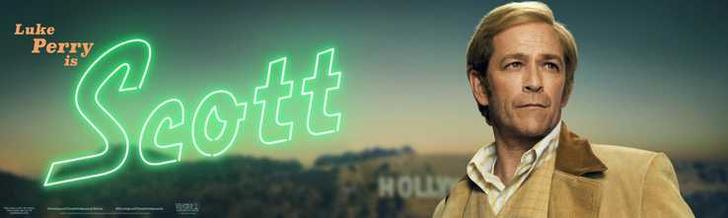 Фото №9 - Тарантино показал 13 постеров с главными героями к своему новому фильму «Однажды в Голливуде»