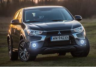 Mitsubishi ASX возвращается в Россию