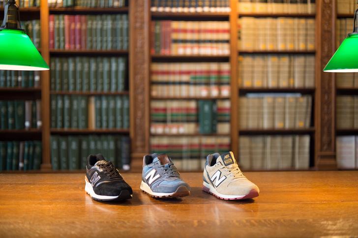 Фото №1 - Литературные гении кроссовок!