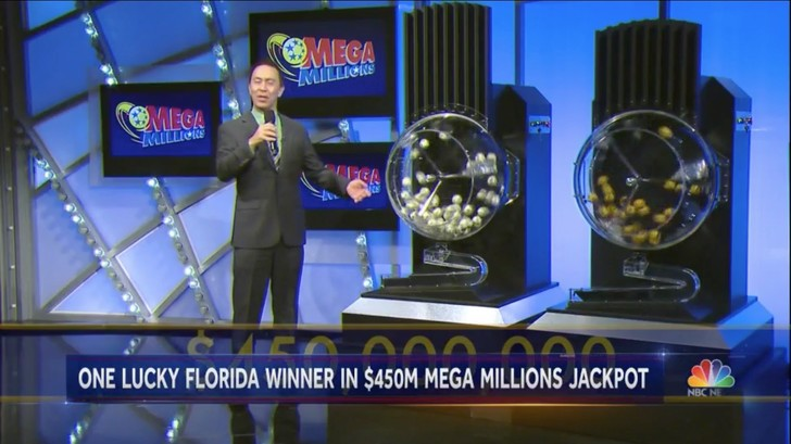 Фото №1 - Во Флориде джек-пот лотереи выиграл двадцатилетний