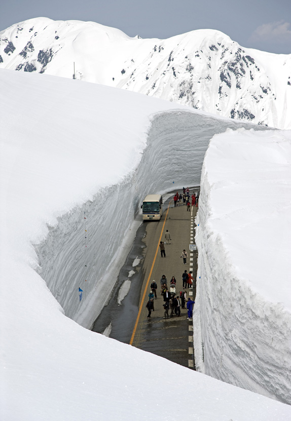 Страна нисходящего снега