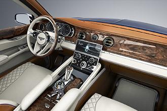 Фото №3 - Автомобиль месяца: Bentley EXP 9 F. Верх комфорта, роскоши, интеллекта и цинизма